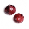 Fire Polished 10mm Pink/Red